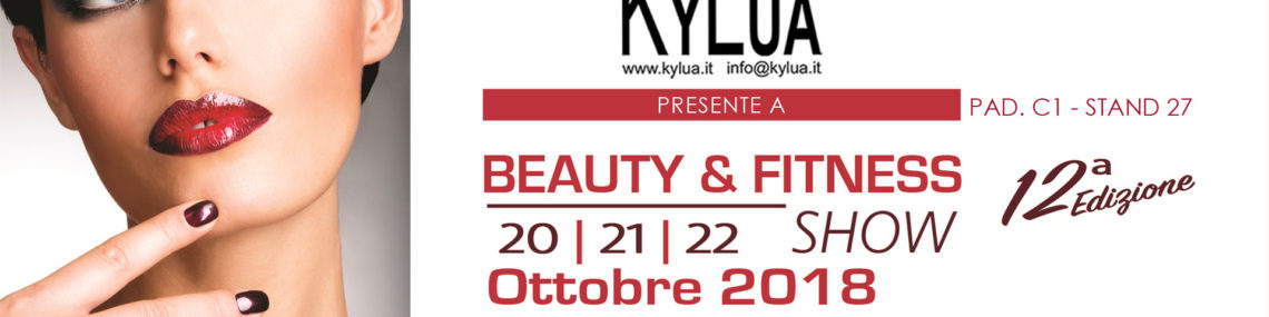 Beauty&Fitness Show Catania 2018